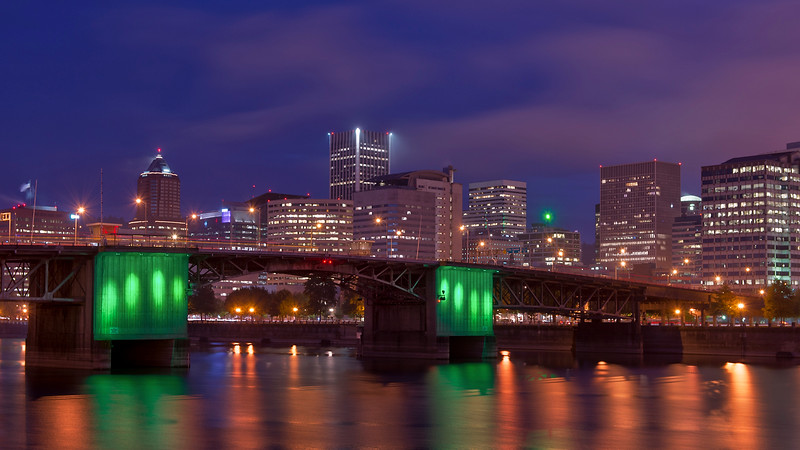 Portland - City of Bridges