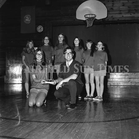 1973 Greenfield Elementary School Basketball Teams