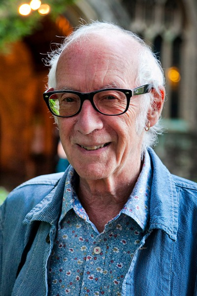 Poet Roger McGough