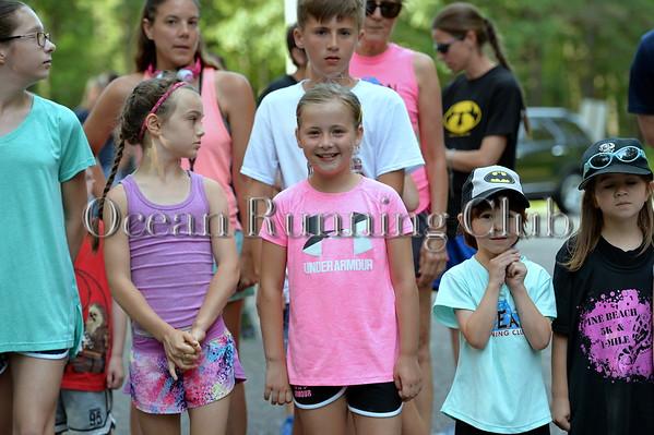 2018 Ocean Running Club Summer Series