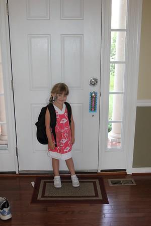 Alexis Last Day of Preschool 1