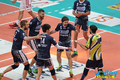 PO-Challenge Gara 2: Revivre Milano - Top Volley Latina