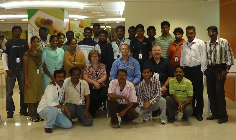 The IBM India Unix/Linux Team