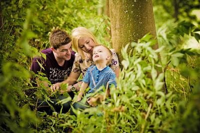 David, Lyndsey and Family