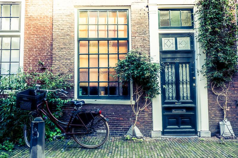 The Quiet Lanes of Haarlem