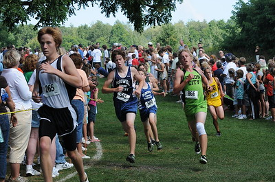 Boys JV Race