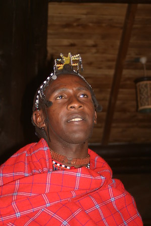 Maasai People 2005