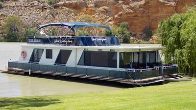 Houseboat Trip Murray River
