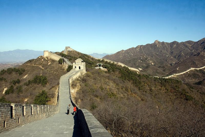 Great Wall of China (8), Badaling, China (11-3-08).psd