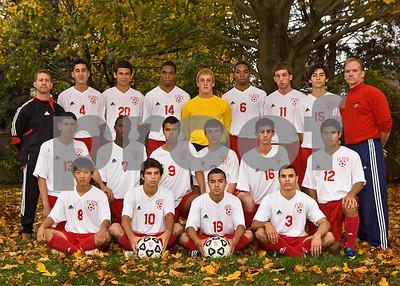 2008-11-14 Valley Stream South HS Boys Soccer Team Photos