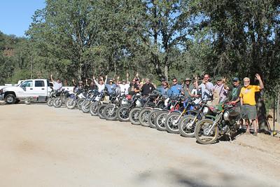 Russ Austin Memorial Ride 2014