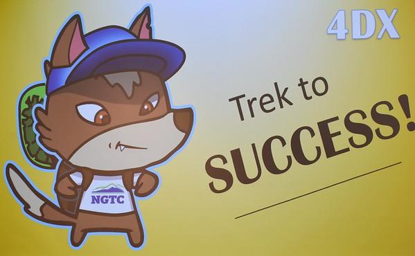 """NGTC """"Trek"""" staff luncheon 2019"""