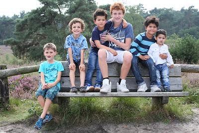 Familiefotografie - den Treek