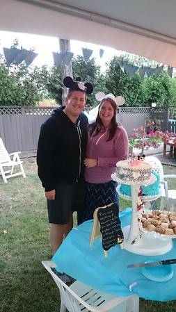 Engagement  Party - Sept 2016