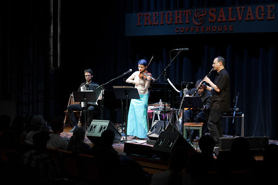 Tin Hat live at the Freight and Salvage Friday May 13,2011
