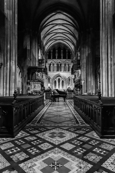 Roger Doyle - St Patrick Cathedral Shoot