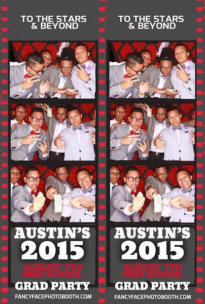 2015.08.07 Austin's Grad Party