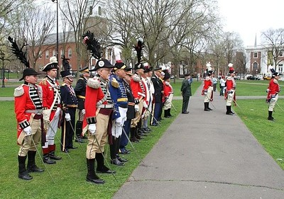 Second Company,  Governor's Foot Guards *
