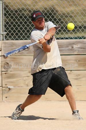 Men's Slow Pitch Softball July 21, 2012