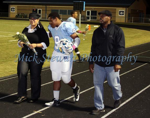 Football v Southern Lee 10-26-12
