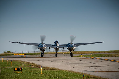 "Lockheed P-38L-5-LO Lightning ""Pudgy (V)"""