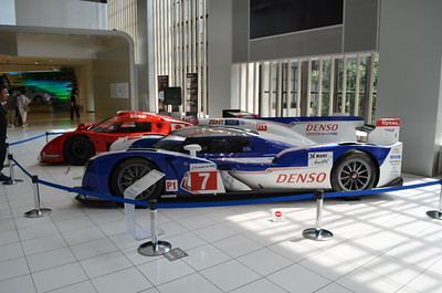 Aug 2013 - Toyota Factory and Museum