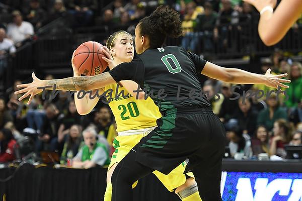 Oregon vs. Portland State Women's College Basketball