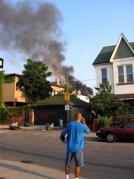 September 3, 2004 - 4th Alarm - 252-256 Claremont St.