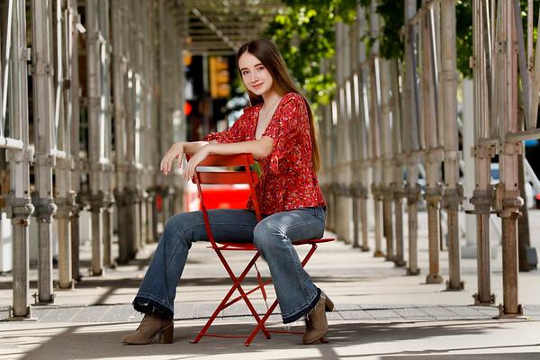Allie Senior Photos
