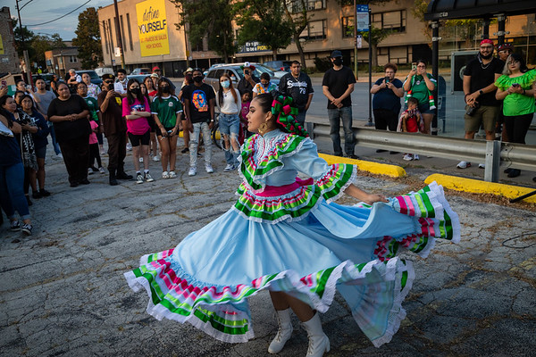 SE Side Mexican Independence Day Parade 9/17/21