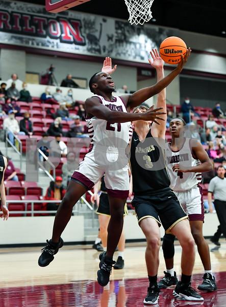 21_1_12 Pottsville @ Morrilton Sr Boy Basketball