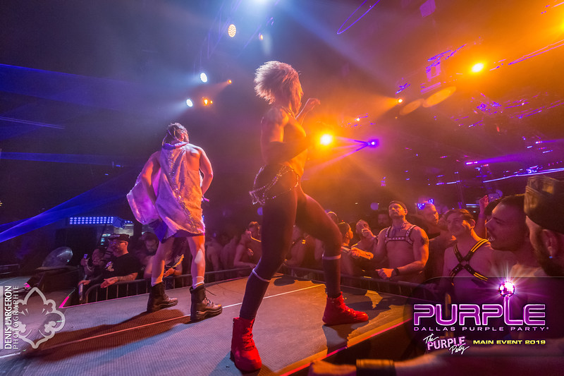 THE PURPLE PARTY | Main Event 2019