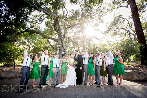 Pao & Grayson Santa Barbara Wedding