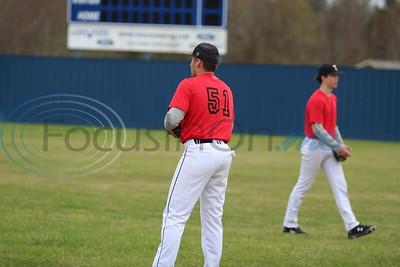 Lindale High School Baseball vs Robert E. Lee High School by Kirsten Leaks
