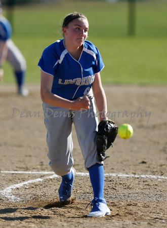 2016 Lawrence Girls Softball Vs Mt Ararat