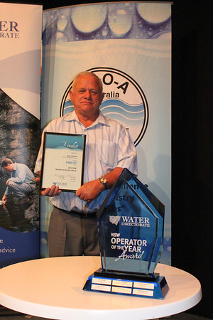 2012 - NSW 6th  Water Industry Operations Conference