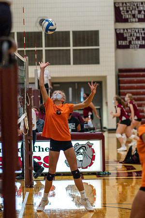 Rockford Freshman Volleyball 2020 Quad @ Grandville