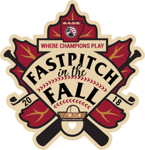 FastPitch in the Fall, 9/1/2018