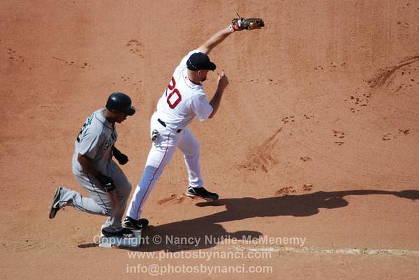 Sox v Mariners