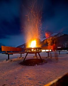 Lake Louise December 2012