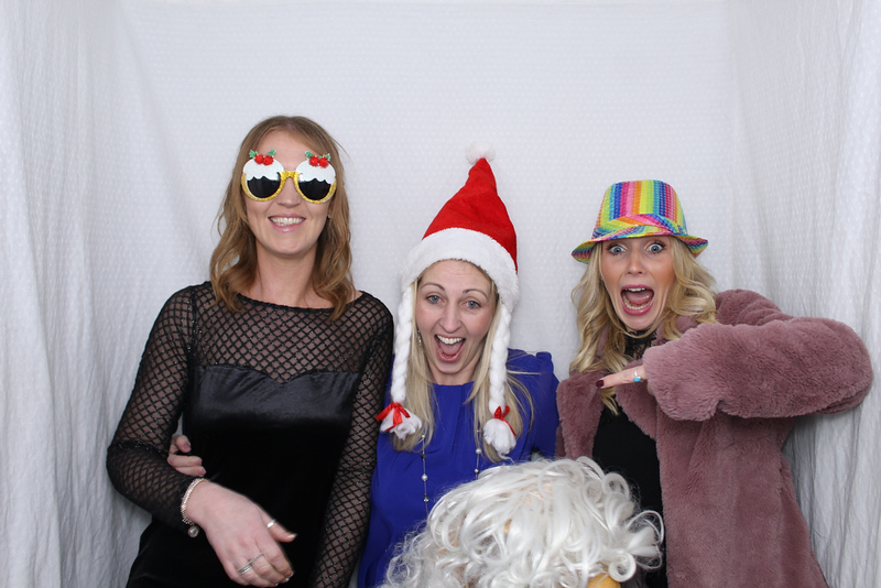 X-Mas Party  2017 at Hereford Secret Garden.