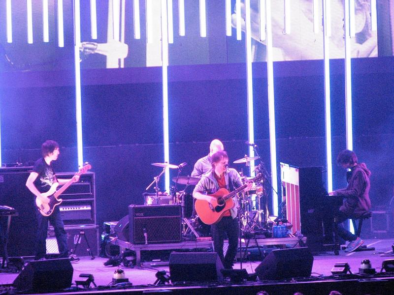Radiohead 2008 Nissan Pavilion 160