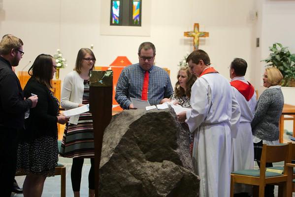Steinbrenner Baptism