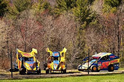 Hamlin Speedway 04.25.15 TMK
