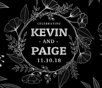 Kevin & Paige's Wedding!