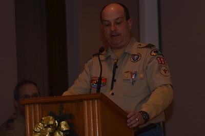 Joseph Filardo Eagle Scout Court of Honor 1/5/14