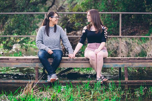 Kimmi & Mary 3.9.2019