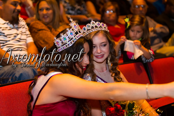 Miss San Antonio Latina Pageant 2015
