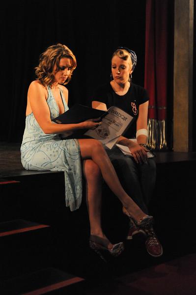 Miss Burlesque SA - heats