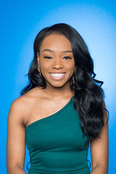 Miss ISU Tiarra Taylor Headshots, 2019